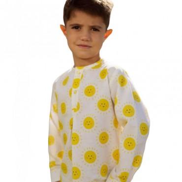 Camisa Niño Soles Mon Petit...